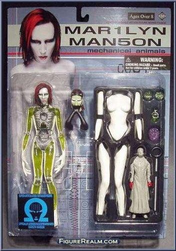 Marilyn Manson Mechanical Animals Fewture Models Action F...