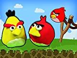 How To Make Play Doh Angry Birds