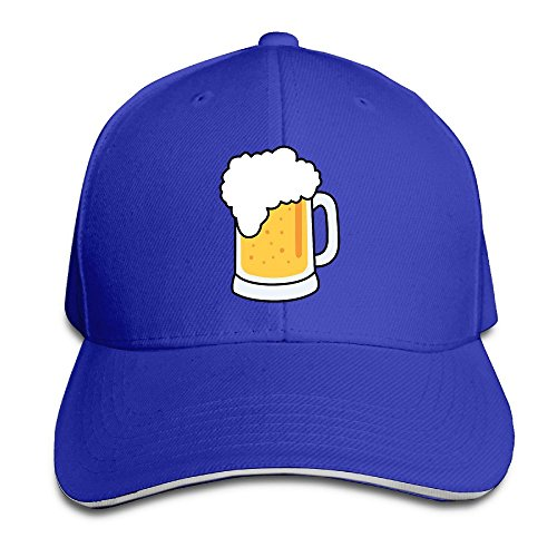 xssyz-i-love-beer-sandwich-baseball-cap-royalblue