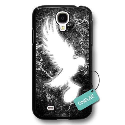Onelee(TM) - Hollywood Undead Hard Plastic Samsung Galaxy S4 Case & Cover - Black 10