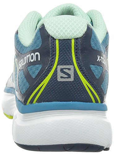 Gecko Tour Shoes Green Running 2 Mist Women's Blue Blue Slate Salomon Blue X Pw5qUU