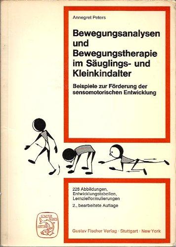 Bewegungsanalysen und Bewegungstherapie im Säuglings- und Kleinkindalter
