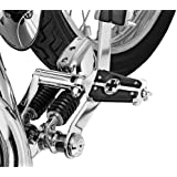 Kuryakyn Kaiser Footpegs with Male Mount Adapters - One Size