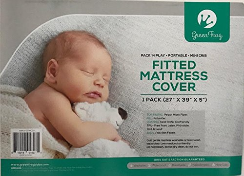 Baby Mattress Protector Ultra Soft Quilted Crib Sheets Premi