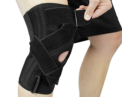 Zenith Knee Brace ‒ Adjustable Support For Meniscus Tear