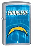Personalized Zippo Lighter NFL San Diego Chargers - Free Engraving