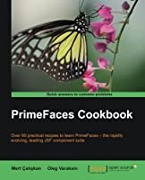 PrimeFaces Cookbook Front Cover