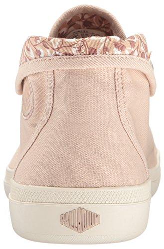 Palladium Dust Tulip Print Rose Aventure Sneakers Marshmallow Rose Basses Femme YPwAPCxrq