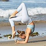 GAYHAY High Waisted Capri Leggings for Women - Soft