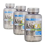 Lane Labs – AdvaCAL Ultra 1000, Bone Building Calcium, Including Vitamin D3 and Magnesium, Easy Absorption (120 Capsules, Pack of 3) Review
