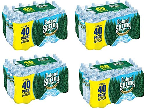 Poland Spring Bottled Water OixDfg, 160 Count ()