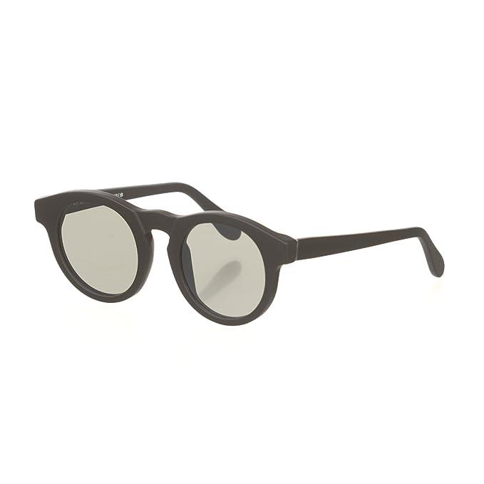47f0d1e24b4 Retrosuperfuture Boy Black Matte Zero Fashion Sunglasses SUPER-FTN   Amazon.ca  Clothing   Accessories