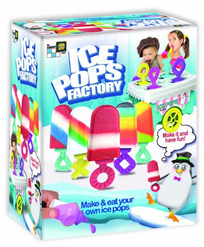 Ice Pops Factory Make Your Own Popsicles