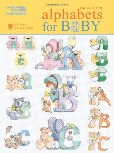 Alphabets for Baby (Leisure Arts #5858) ()