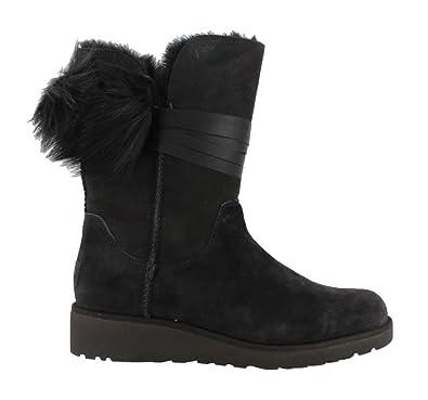 44ae5289f63 Amazon.com | UGG Brita Boot- Black/Size 5 | Snow Boots