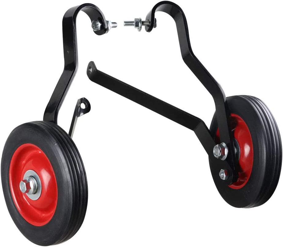 FLYPIG TRAINING WHEELS FOR YAMAHA PW50 PY50 PEEWEE ALL YEAR