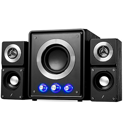 Stereo Audio Subwoofer - 5