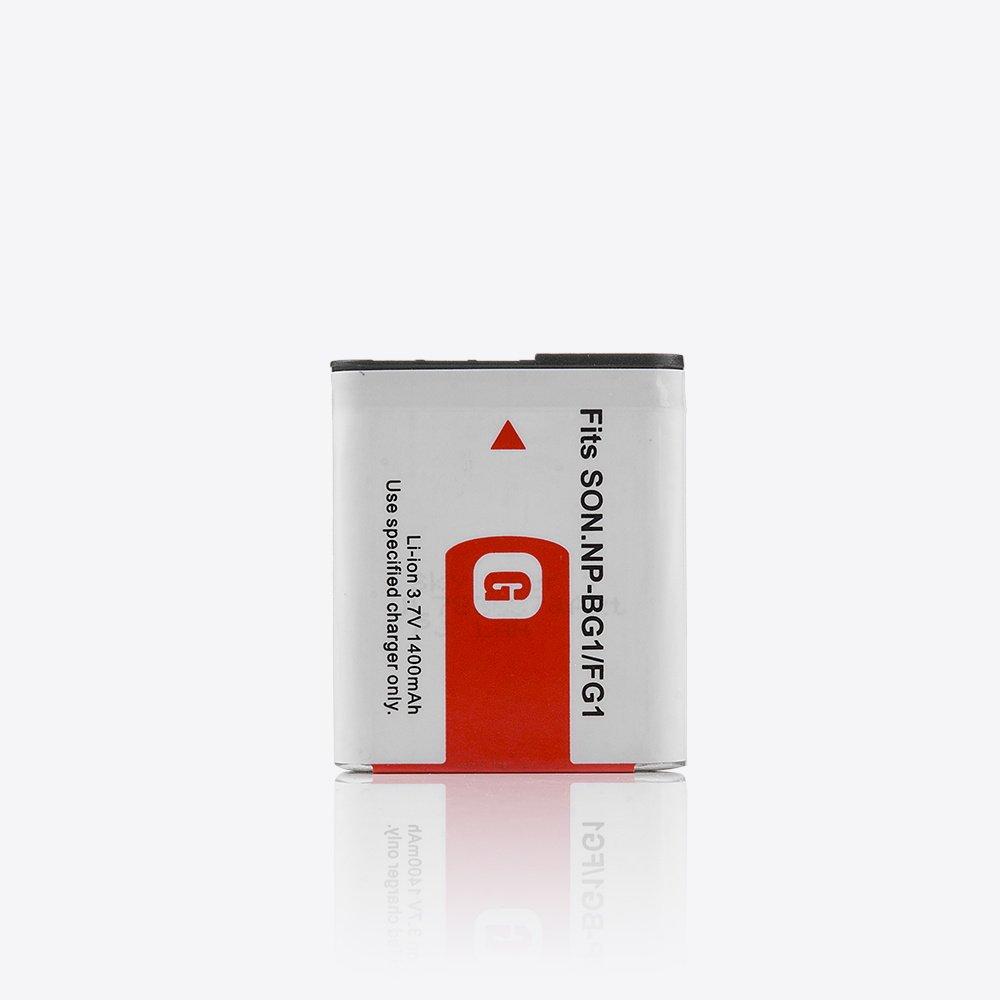 Godox NP-BG1充電式リチウムイオンバッテリー1400mAh 3.7V Sonyに対応   B074QKHC4Z