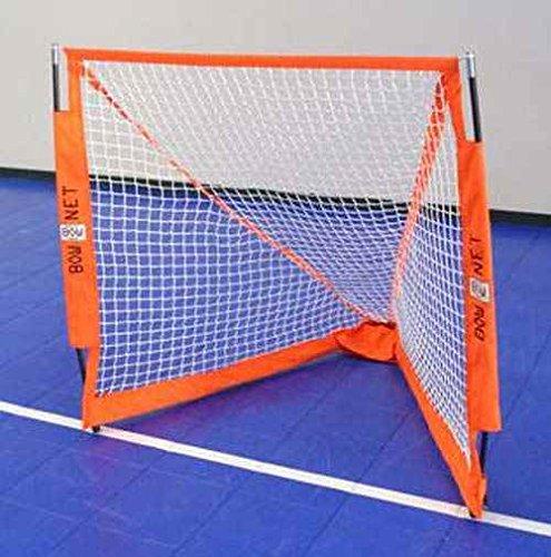 Bownet 122 cm. Porta da Lacrosse Portatile.