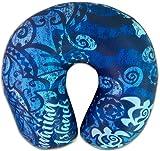 Honu Islands Neck Pillow 12'' X 13''