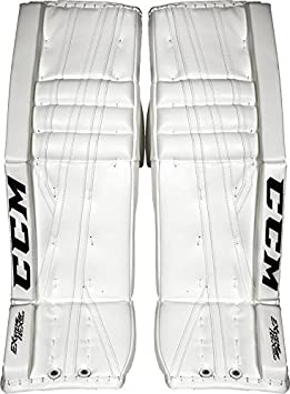 CCM Extreme Flex II 860 Hockey Goalie Leg Pads [INTERMEDIATE