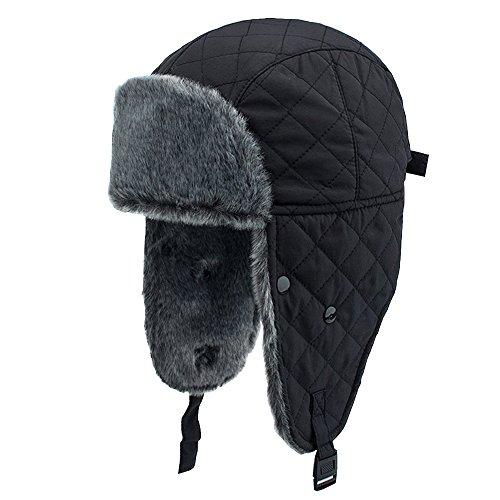 vrlegend-unisex-winter-ear-flap-hat-bomber-trapper-hat-for-men-and-women-trooper-hat-hunting-hat-wit