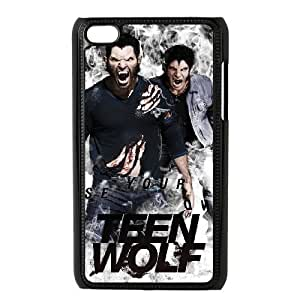 C-EUR Customized Phone Case Of Teen Wolf For Ipod Touch 4 by icecream design