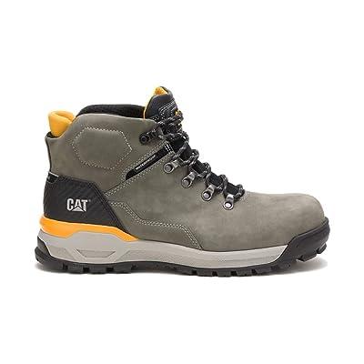 Caterpillar Kinetic Ice+ Waterproof Thinsulate Composite Toe Work Boot Men 11 Gunmetal   Fashion Sneakers