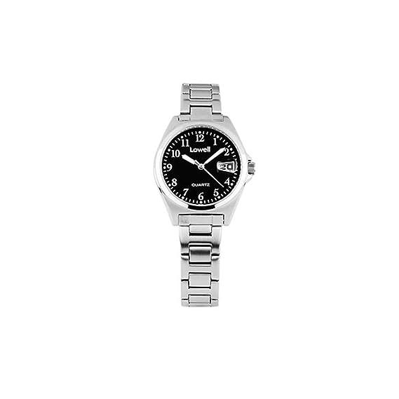 Reloj mujer acero negro Pl4041 – 82 – Lowell