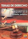 img - for Temas De Derecho: Answers Book (Spanish Edition) book / textbook / text book