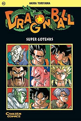 Dragon Ball, Bd.41, Super Gotenks