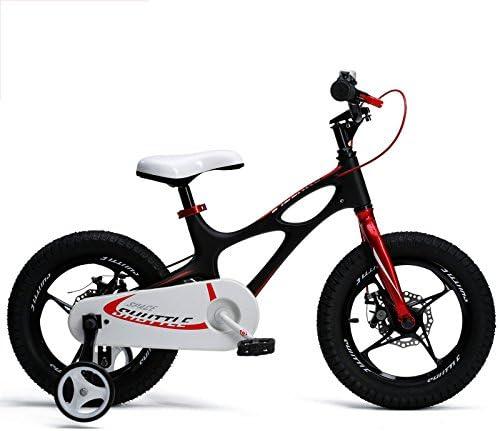 LVZAIXI La nueva bicicleta para niños Space Shuttle de Royal Baby, una bicicleta ligera de magnesio