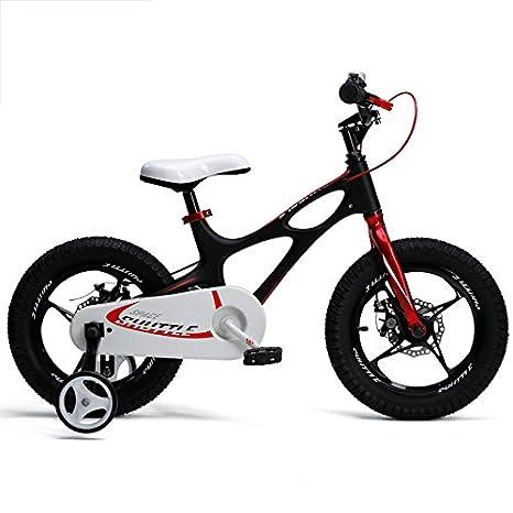 LVZAIXI La nueva bicicleta para niños Space Shuttle de Royal Baby, una bicicleta ligera de