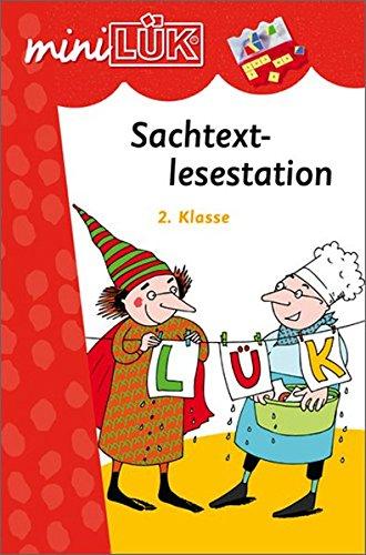 miniLÜK / Deutsch: miniLÜK: Lesestation 2. Klasse