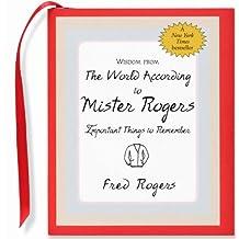 Wisdom: World According to Mr. Rogers (Mini Books)