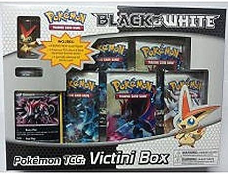 PoKéMoN: Black and White:Victini Box: Amazon.es: Juguetes y juegos
