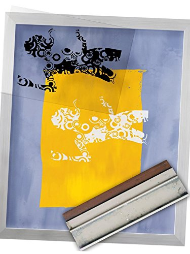 Hunt The Moon Inkjet Screen Printing Transparency, A4 100 Sheets by Hunt The Moon