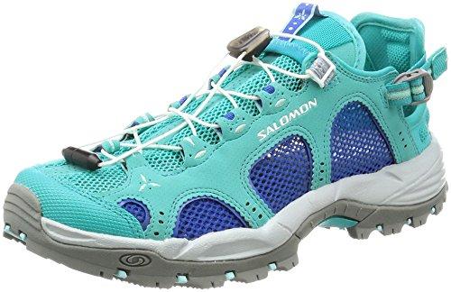 Donna aruba ceramic Running W Techamphibian Da Vari Trail Colori Scarpe nautical 3 Blue Salomon Blue SgqFUwO0R