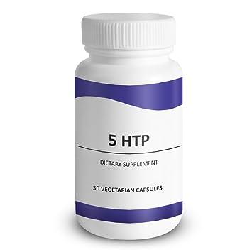 5-HTP, All Natural, Fast-Acting Vegan Dietary Supplement Boost Serotonin & Melatonin...