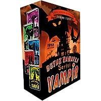 Beyaz Kanatlı Vampir Seti: 5 Kitap Set Kutulu