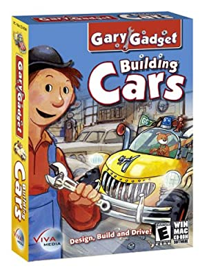 Gary Gadget: Building Cars (Win/Mac)