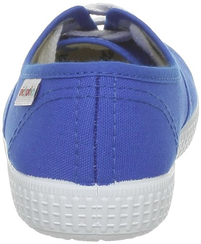 Victoria Inglesa Lona 6613, Zapatillas de Tela Unisex Azul (Francia)