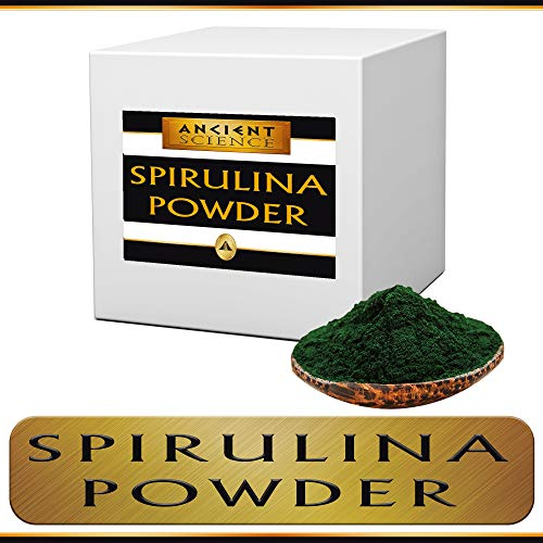 (Spirulina Powder Bulk 5 LBS (Inca) Raw Andes Mountains Wholesale Supplier - Vegan and Gluten Free - Raw, Organic, Kosher, GMO Free)