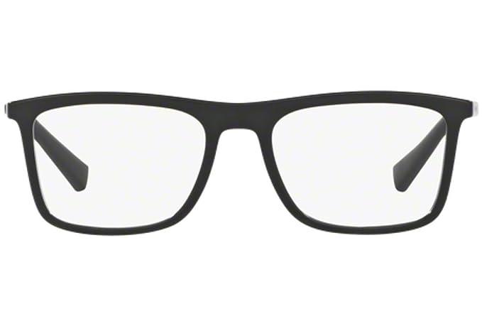 80ac8d68340a Amazon.com  Dolce Gabbana DG5023 Eyeglass Frames 501-54 - Black DG5023-501-54   Clothing