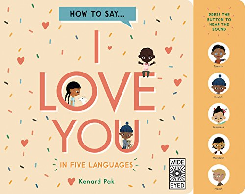 How to Say I Love You in 5 Languages (Quiet Pak)