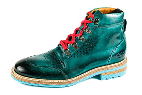 Melvin & Hamilton Herren Trevor 5 Boots Türkis