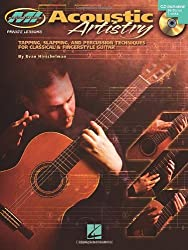 Acoustic Artistry: Tapping, Slapping, and Percussion Techniques for Classical & Fingerstyle Guitar (Musicians Institute Private Lessons)