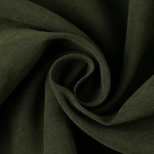 Cappotto Giacca Top Caldo Cardigan Vento Verde Donne Signore Manica Moda Generic Militare Sottile Lunga z40vw6