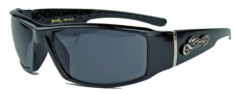 CHOPPERS® Sonnenbrille Biker Brille für Herren West Coast Locs FARBWAHL (84 Skull) cVvSrQO6