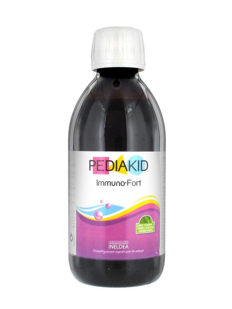 Ineldea Pediakid Inmuno-Fort Jarabe - 250 ml: Amazon.es: Salud y cuidado personal